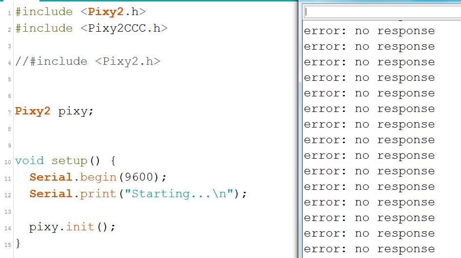 pixy2problem